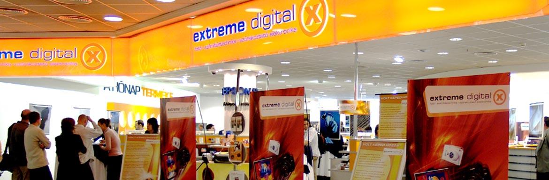 Extreme Digital, a legnagyobb