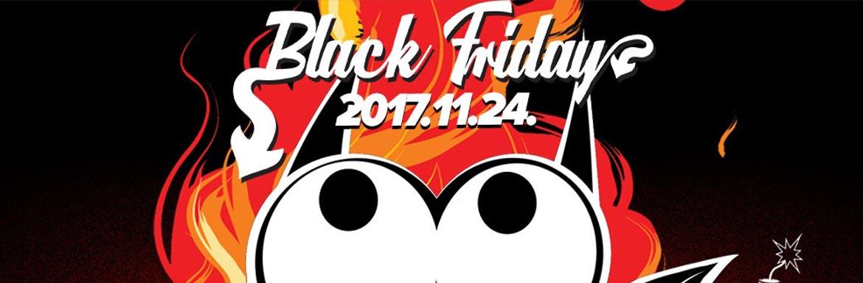 Black Friday csalogatót indított a Notebook.hu
