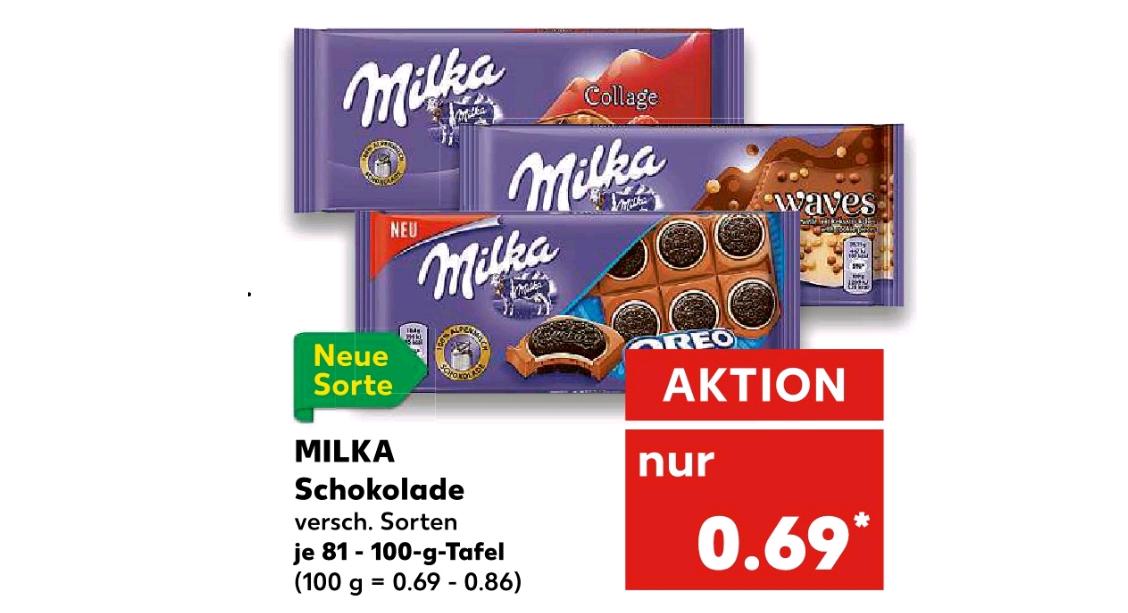 Itt a Milka OREO!