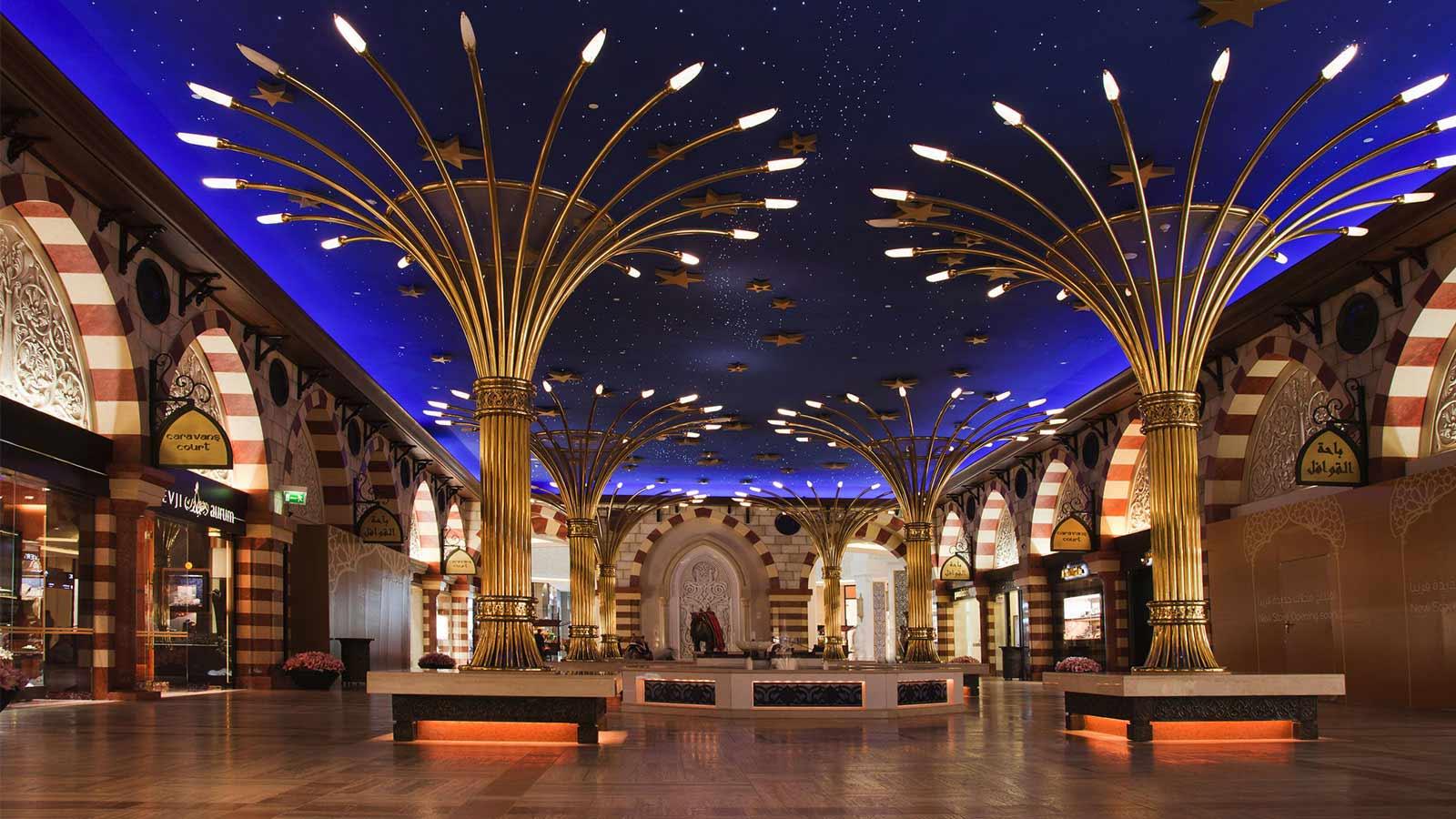 Dubaj az elsőszámú shopping-célpont ma a világon