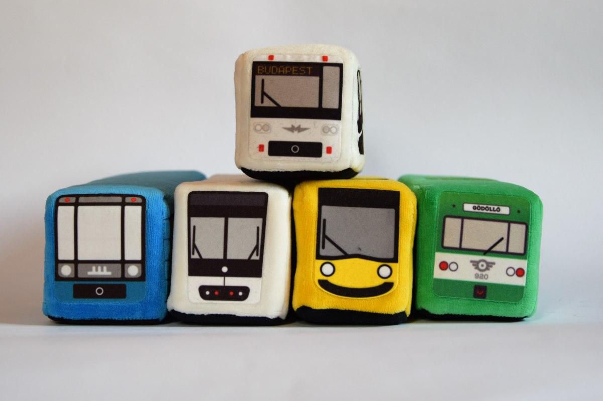 Plüss Közlekedési Vállalat – Lángi és Vili tovább robog