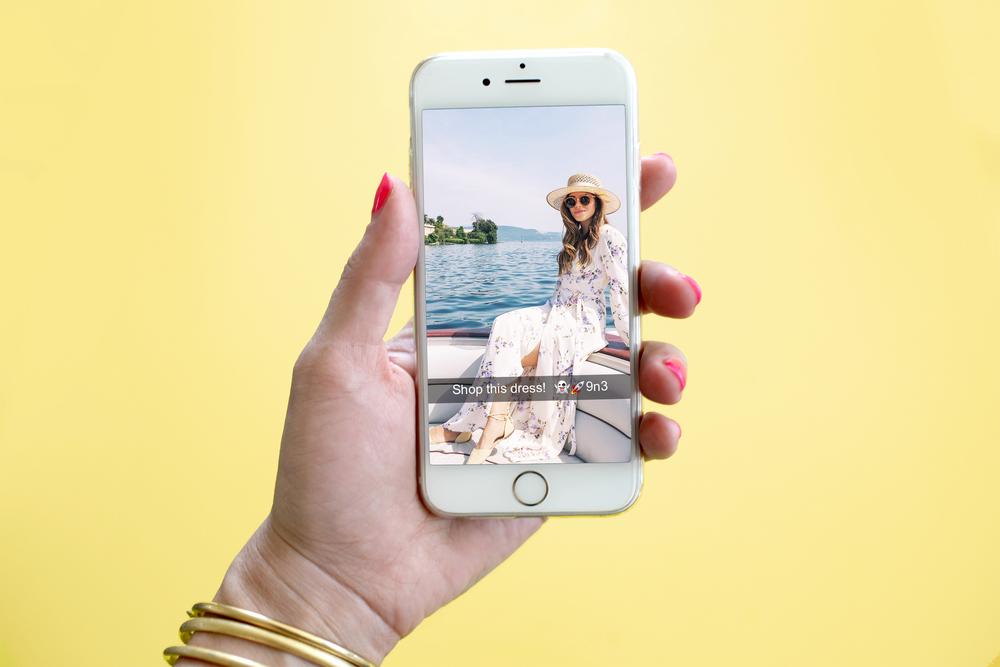 Instagram, Snapchat, Pinterest – Minden a vásárlásról szól