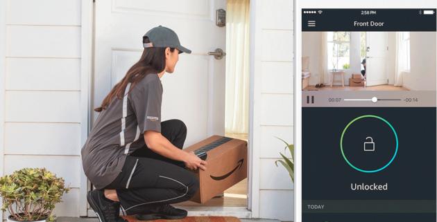Amazon Key – A csomag házhozszállítás jövője