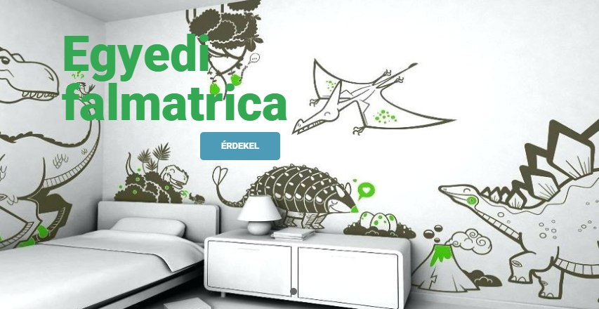 Webáruházak – Matricák minden mennyiségben