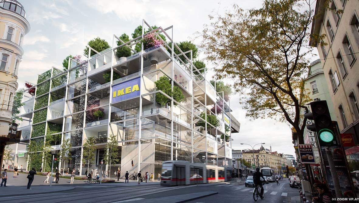 Különleges áruházat nyit az IKEA Bécsben
