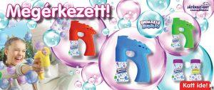 Bedazzle Bubbles bubifújók