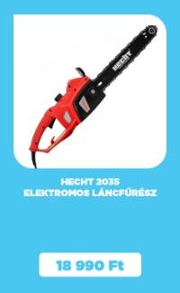 HECHT 2035 elektromos láncfűrész