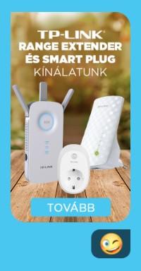 TP-LINK router és kiegészítők