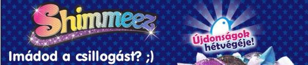Játék újdonságok - Imádod a csillogást? ;) Akkor Simiflitter a kedvenced lesz!