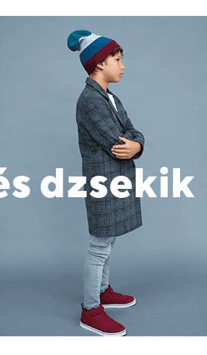 Új Re.Kids darabok - Fiú kabátok és dzsekik