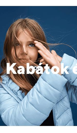 Új Re.Kids darabok - Leány kabátok és dzsekik