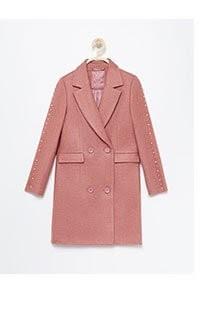 Gyapjúszálas kabát