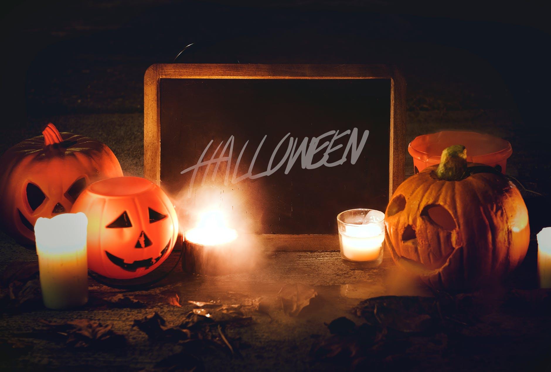 Halloweenre akciózik a JYSK