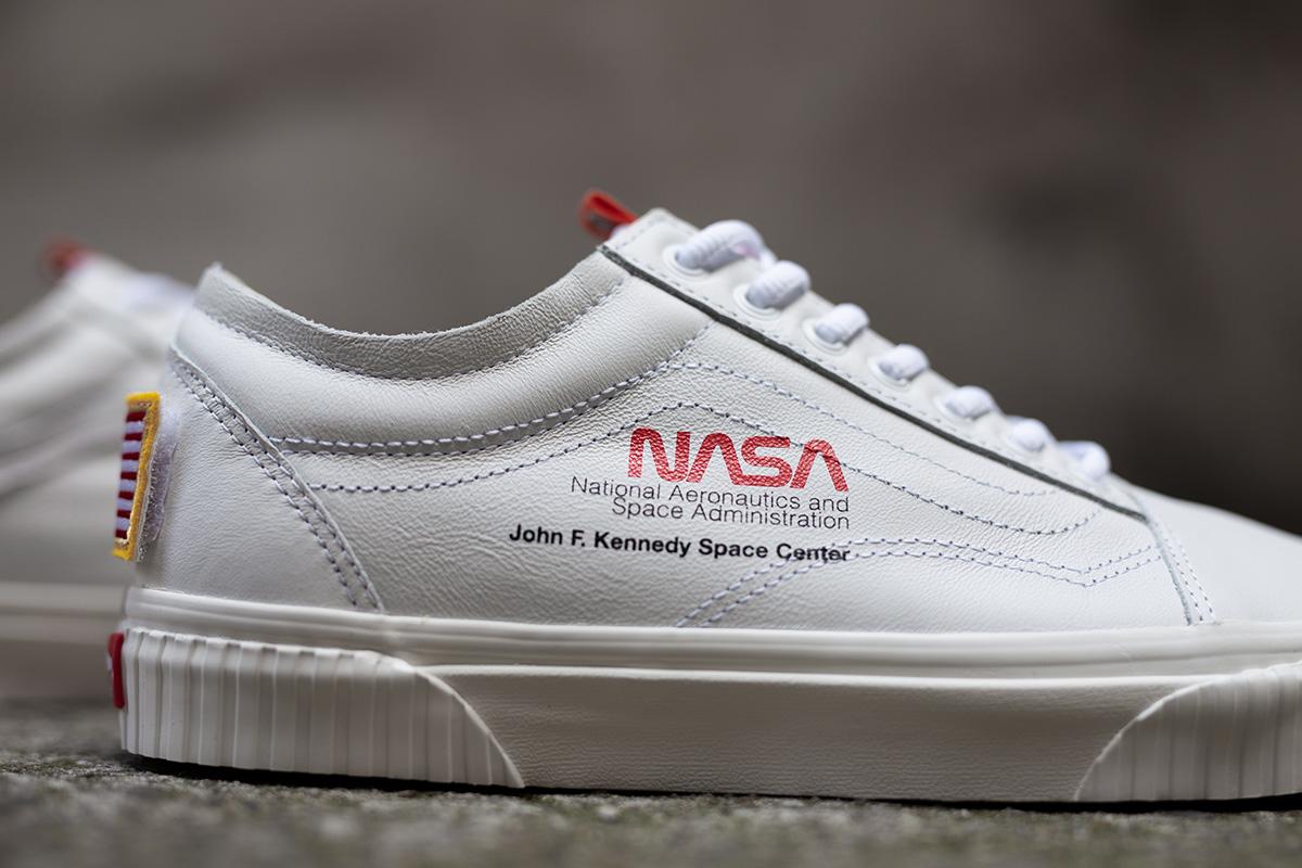 Holdjárók helyett inkább hordd a NASA által ihletett cipőket!