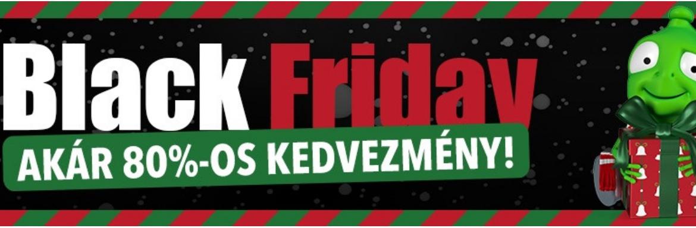 Az Alza.hu már megkezdte a Black Friday leárazását!