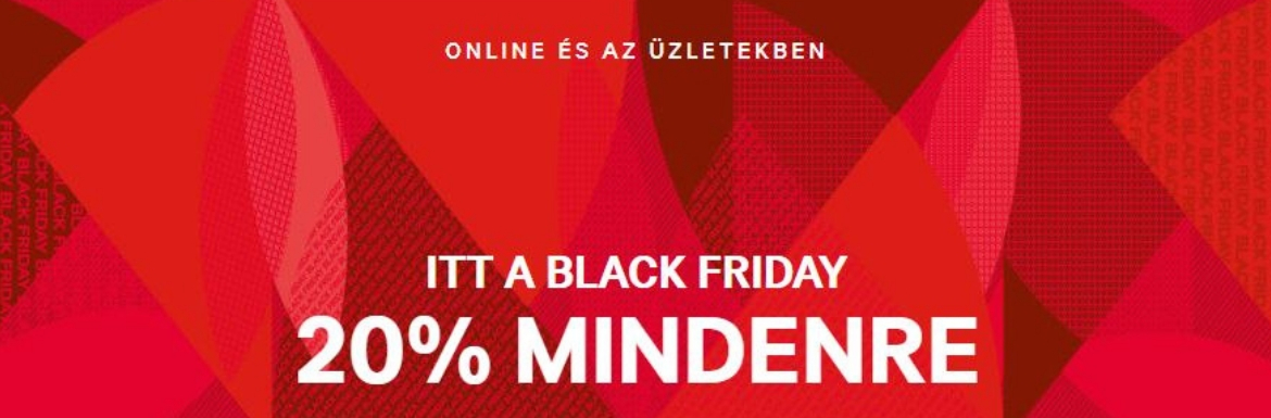 Black Friday – H&M