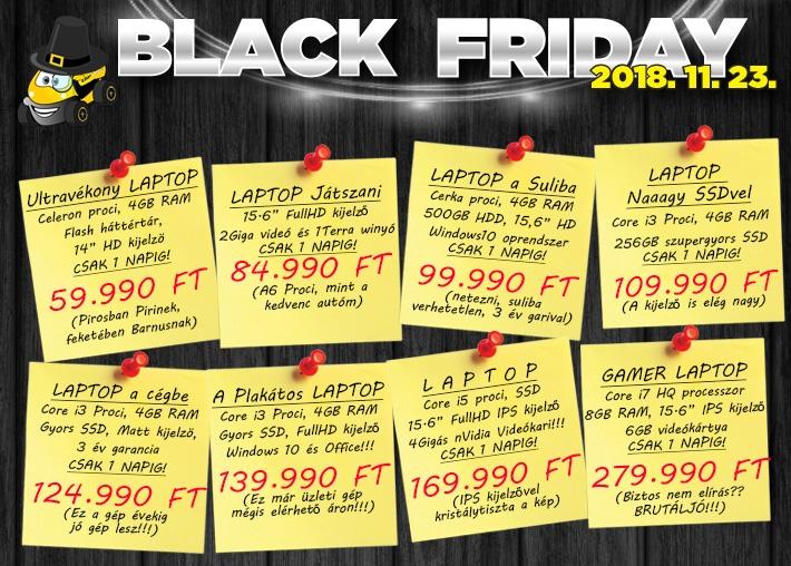 Black Friday – Elindult az őrület