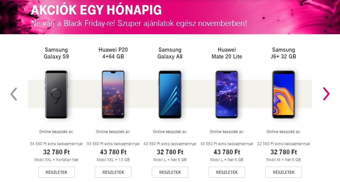 A Telekom nem viccel, már most akciózik
