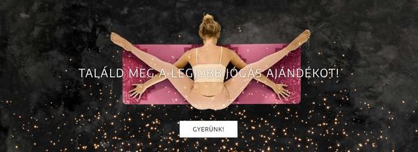 Jóga ajándék a Yoga Bazaar-ból!