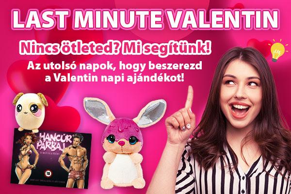 Gyerekjátékok.hu Valentin-nap