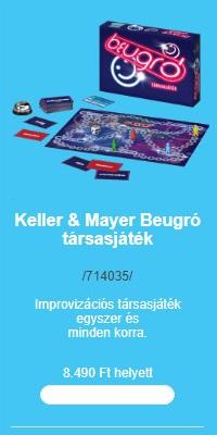 Társasjátékok (két)hete - Beugró