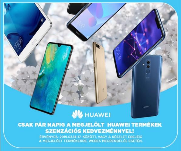 AQUA-napok - Huawei