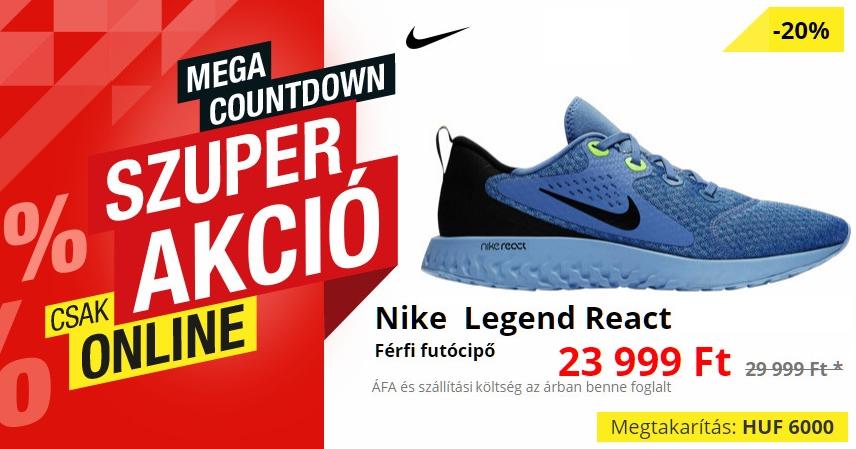 Heti akciók - Nike Legend React