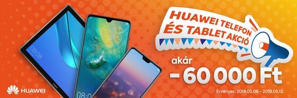 Huawei akciós napok