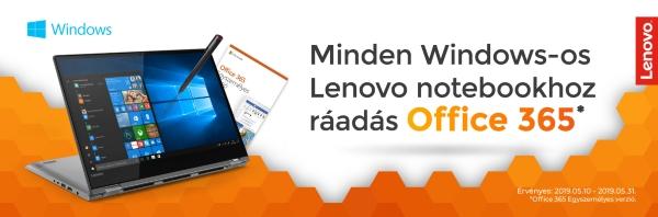 Ajándék Office 365!