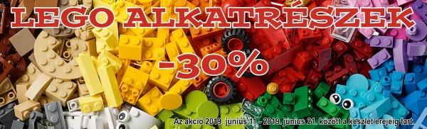 LEGO Alkatrész akció - KockaÁruház