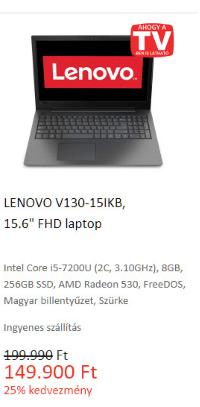 Határtalan szórakozás - Lenovo