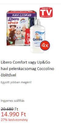 Határtalan szórakozás - Libero Comfort