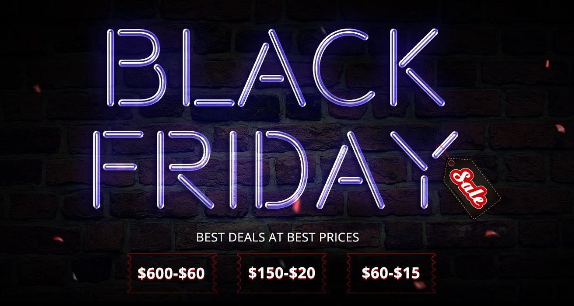 Indul a Geekbuying Black Friday is!