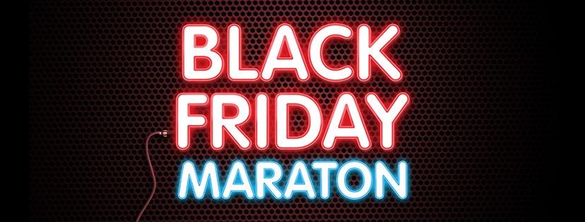 Black Friday Maraton– a MALL.hu újragondolta a Fekete Pénteket
