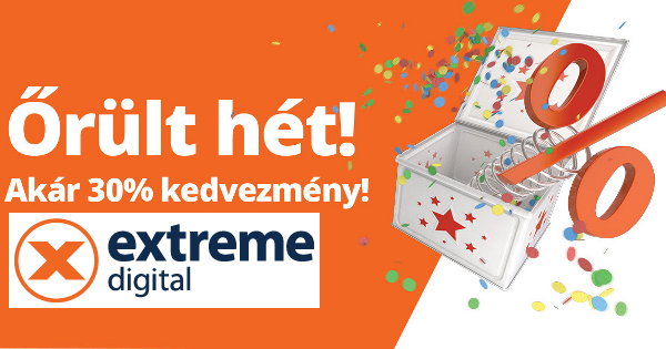 Őrült hét - Extreme Digital