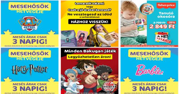 Mesehősök hétvégéje - JátékNet.hu