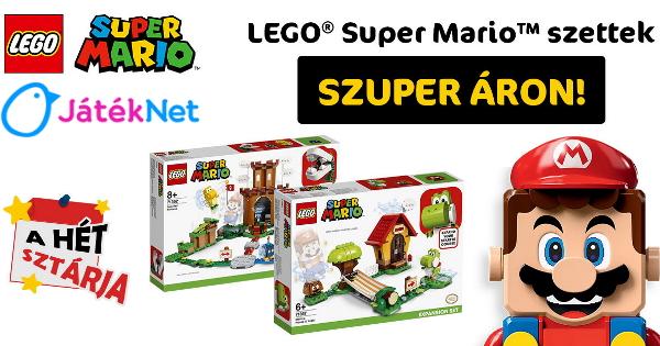 LEGO Super Mario - JátékNet