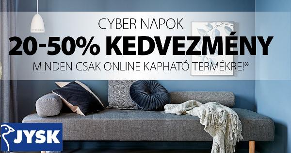 Cyber Napok - Jysk